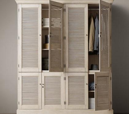 Жалюзийный шкаф